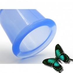VENTUZA silicon pentru Masaj Anticelulitic si Terapeutic (marime ventuza: mare 7 cm) + Cristal CADOU